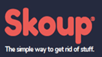 Skoup - The simple way to get rid of stuff.