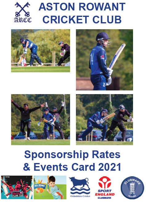 Aston Rowant Sponsorship Opportunities